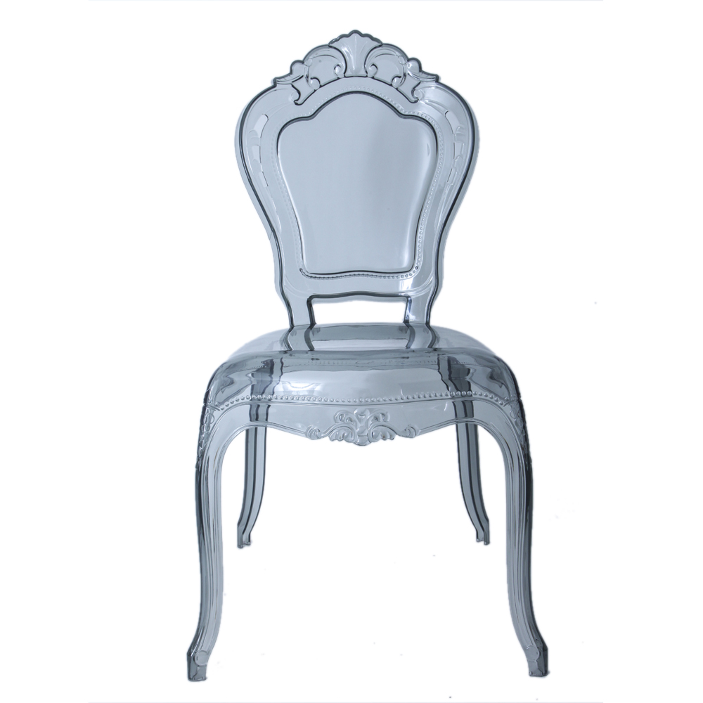 ZS-9007B PLASTIC BELLA CHAIR